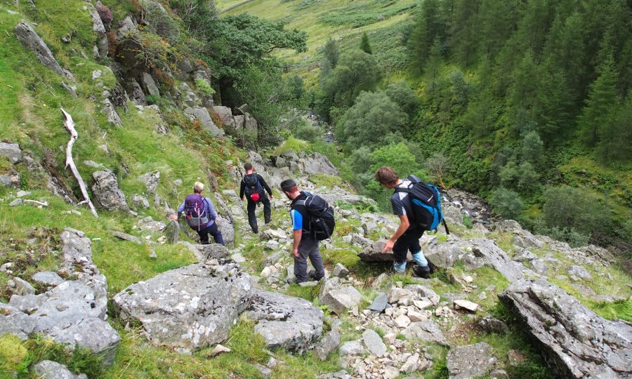 Guided Mountain Walking in the Lake District