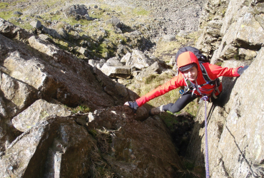 Scrambling and Mountaineeting Courses in the Lake District