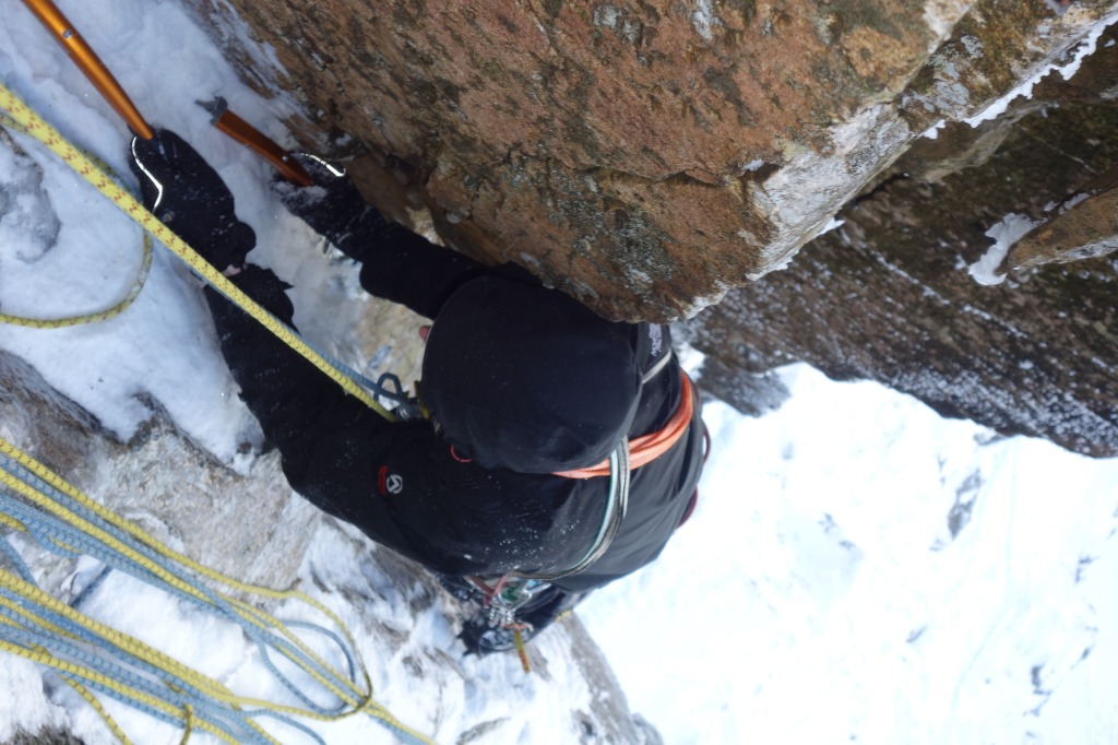 Winter Climbing in the Lake District