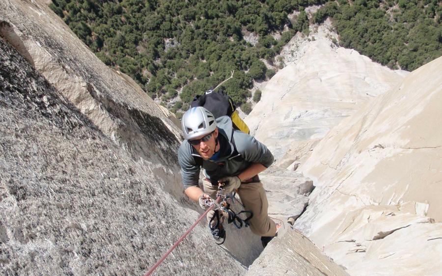 Changing Corners, El Capitan