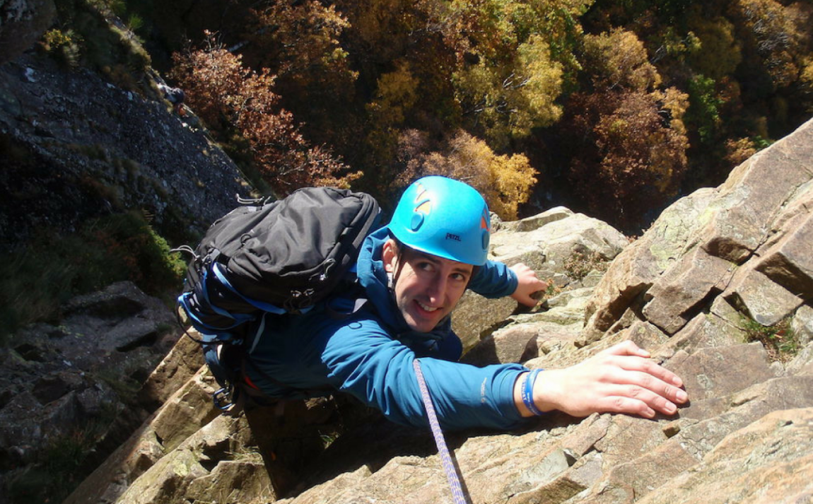 Rock Climbing Courses in the Lake District