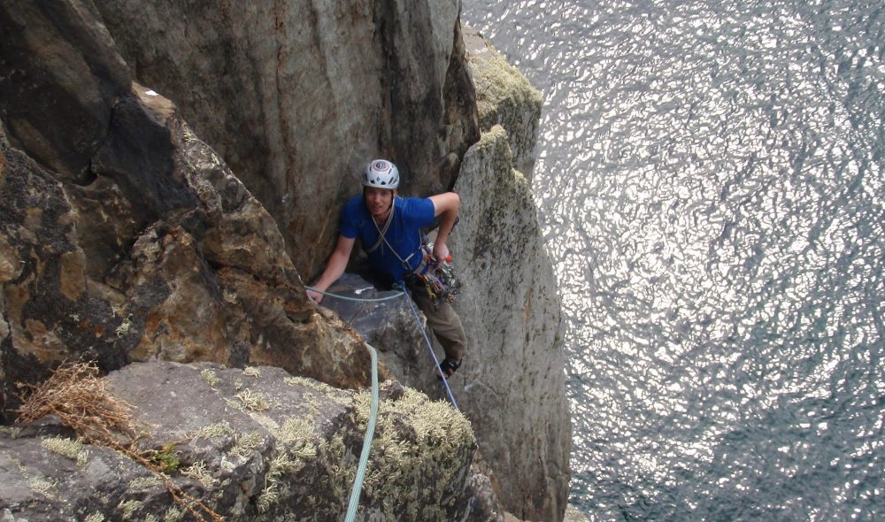 Guided Rock Climbing in Wales and South West England