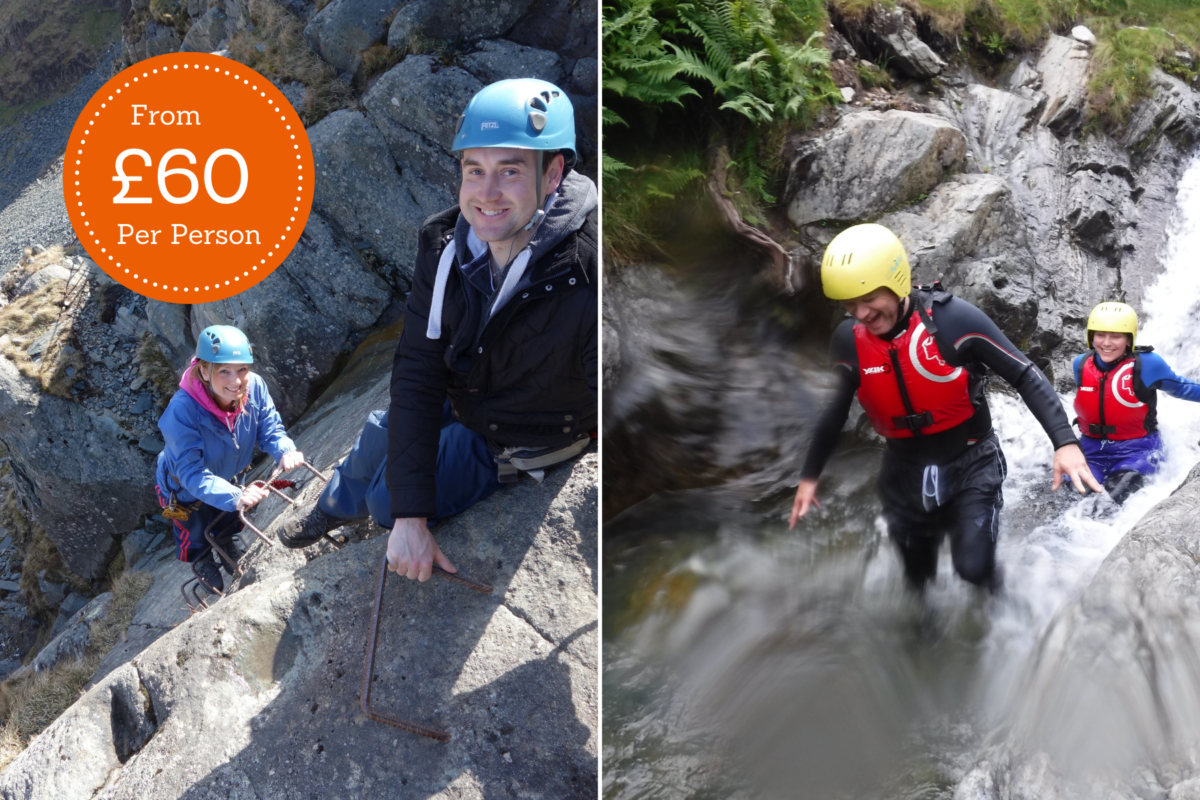Activity days in the Lake District