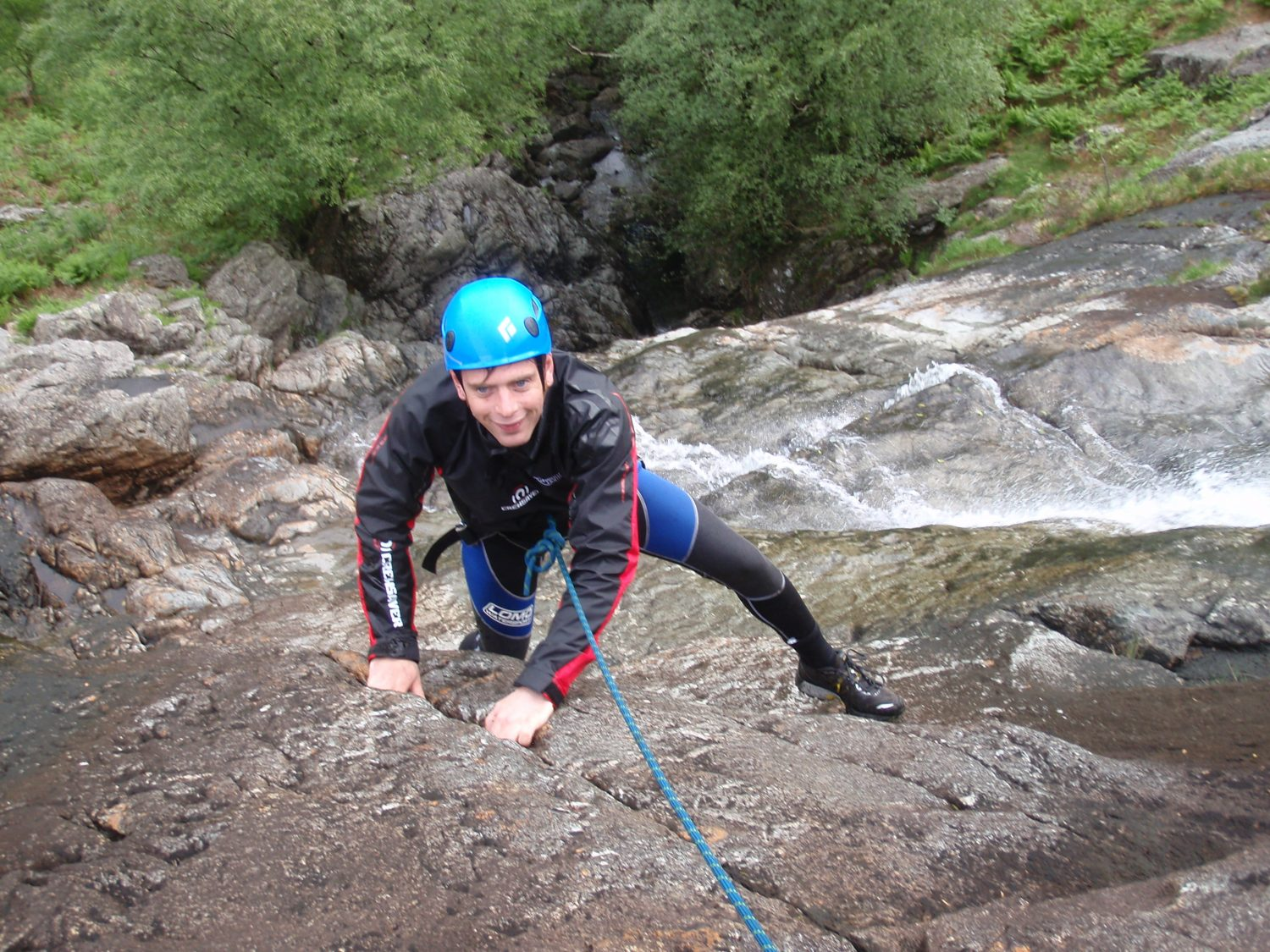 Sourmilk Ghyll Scramble Overview