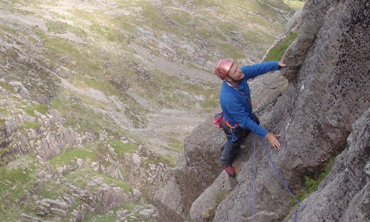 Climbing New West Climb