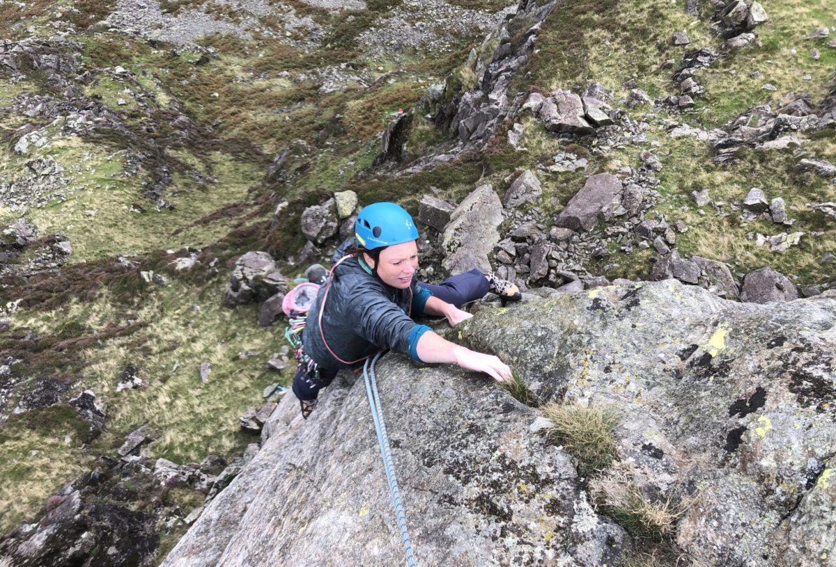 Climbing Needless Eliminate on Buckbarrow